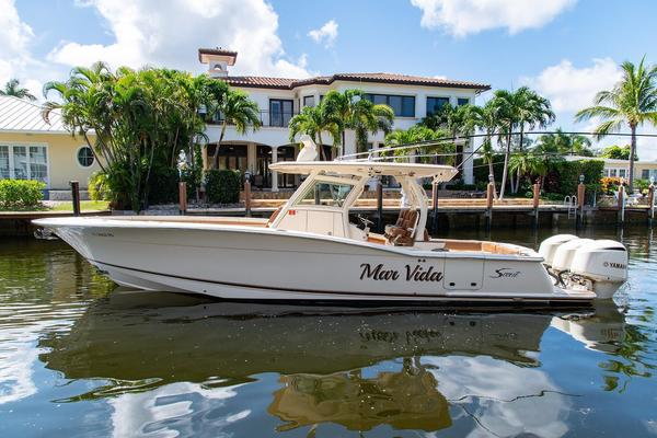 35-ft-Scout-2014-350 LXF-Mar Vida Lighthouse Point Florida United States  yacht for sale