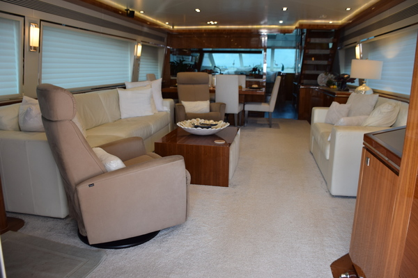 Picture Of: 94' Horizon E88 2015 Yacht For Sale | 4 of 103