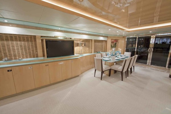 Picture Of: 103' Johnson Raised Pilothouse 2008 Yacht For Sale | 4 of 94