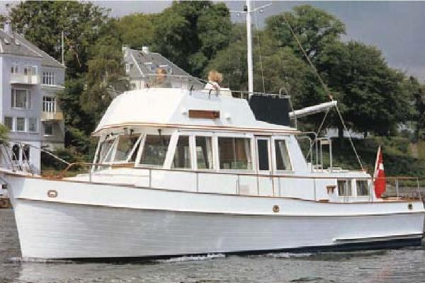 36-ft-Grand Banks-1985-36 Classic-SKOLMATE Cape Coral Florida United States  yacht for sale