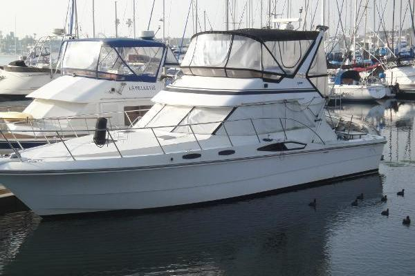 Picture Of: 44' Vantare Convertible Sportfishermannn 1988 Yacht For Sale   1 of 32