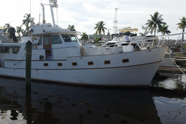 Picture Of: 58' Roughwater Custom North Sea 58 1975 Yacht For Sale | 3 of 10