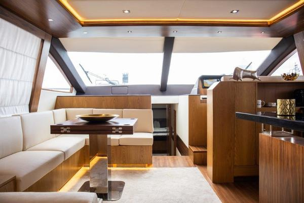 Picture Of: 69' Riviera Hull #1 2019 Yacht For Sale | 2 of 22