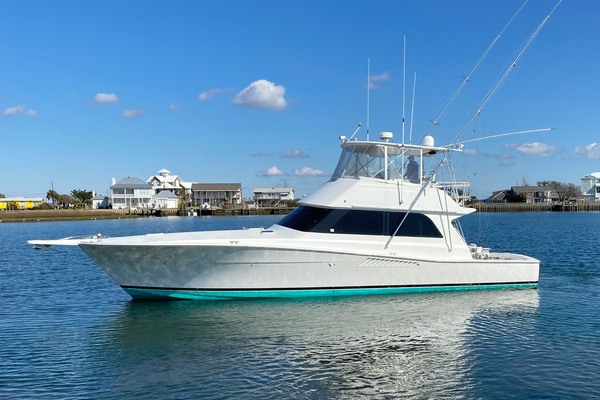 Picture Of: 50' Viking 50 Convertible 1997 Yacht For Sale | 1 of 55