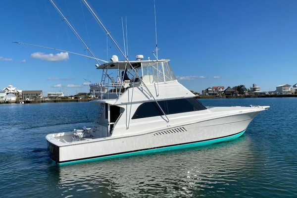 Picture Of: 50' Viking 50 Convertible 1997 Yacht For Sale | 4 of 55