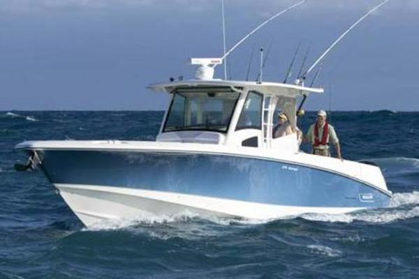 Picture Of: 37' Boston Whaler 2014 Yacht For Sale | 3 of 24