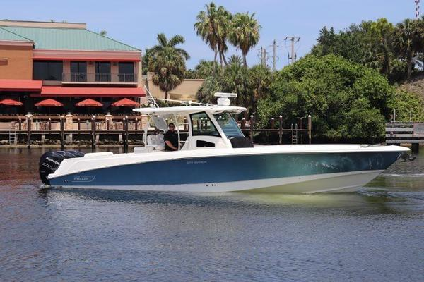 Picture Of: 37' Boston Whaler 2014 Yacht For Sale | 1 of 24