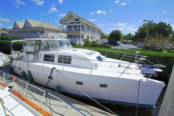 44-ft-Endeavour-2002-44 TRAWLER CAT-Sea Gull Fort Myers Florida United States  yacht for sale
