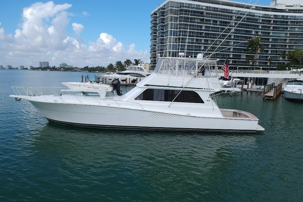 Picture Of: 58' Viking 58 Convertible 1997 Yacht For Sale   3 of 102