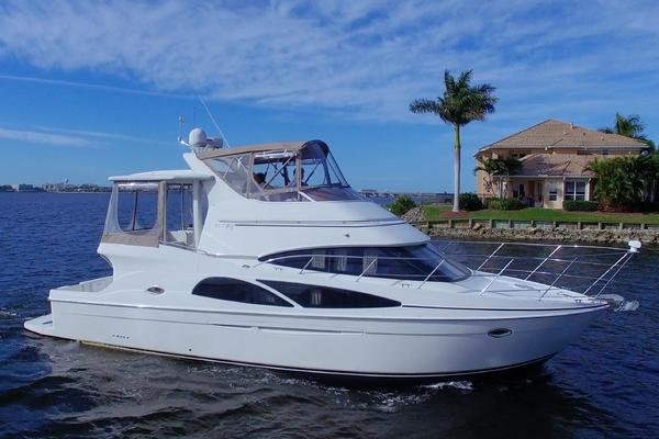 41-ft-Carver-2005-41 Cockpit Motor Yacht-Nazdrovie 3 Palmetto Florida United States  yacht for sale