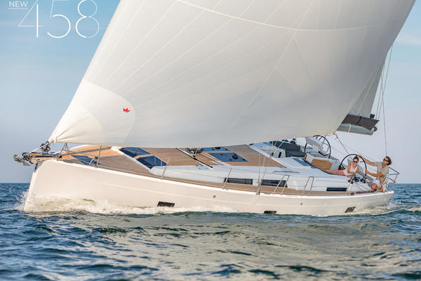 Picture Of: 46' Hanse 458 2020 Yacht For Sale   1 of 43