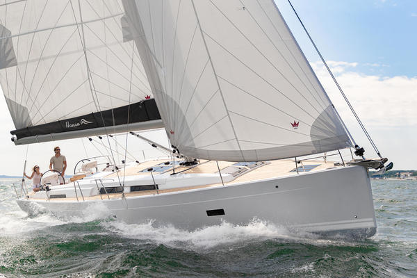 Picture Of: 46' Hanse 458 2020 Yacht For Sale   4 of 43