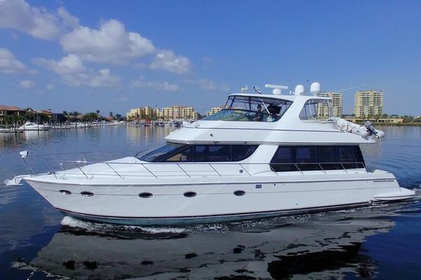 57-ft-Carver-2004-57 Voyager Pilothouse-Still Salty Palmetto Florida United States  yacht for sale