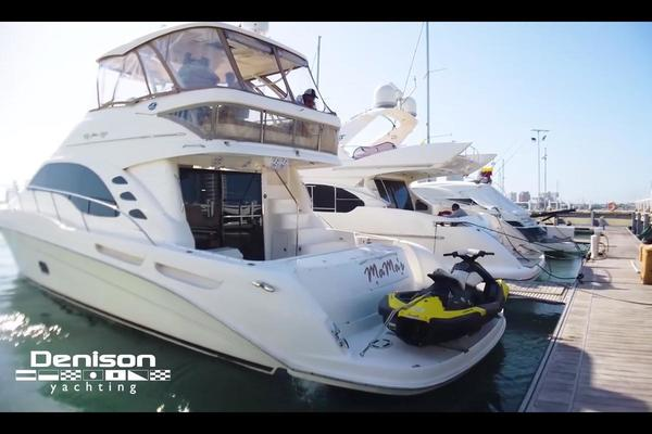 Picture Of: 58' Sea Ray 550 2005 Yacht For Sale | 4 of 75