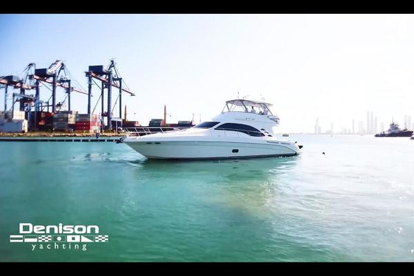 Picture Of: 58' Sea Ray 550 2005 Yacht For Sale | 3 of 75