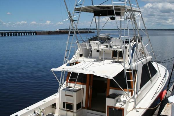 38-ft-Phoenix-1982-38 SFX Convertible-Southern Rose Green Cove Springs Florida United States  yacht for sale