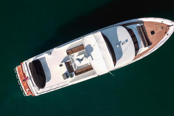 Picture Of: 84' Westport 1989 Yacht For Sale | 4 of 29