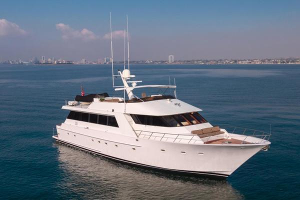 Picture Of: 84' Westport 1989 Yacht For Sale | 3 of 29