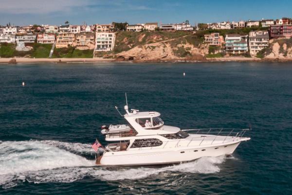 Picture Of: 55' Ocean Alexander Sedan 2007 Yacht For Sale | 2 of 24