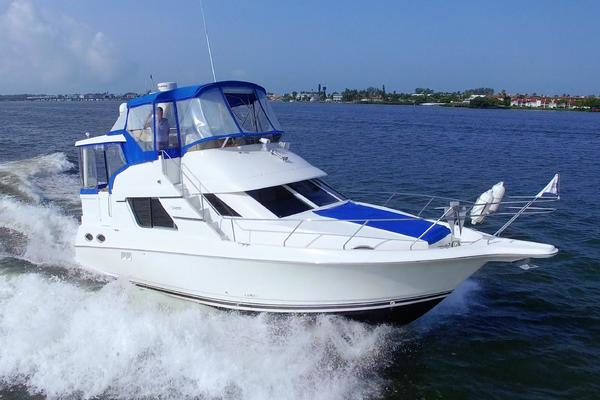 37-ft-Silverton-1997-372 Motor Yacht-LINDA SUE Palmetto Florida United States  yacht for sale