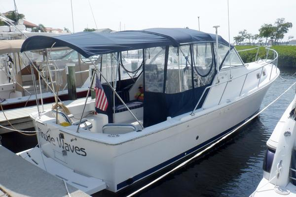 30-ft-Mainship-2003-30 Pilot II Sport Edition-Rhode Waves Fort Myers Florida United States  yacht for sale