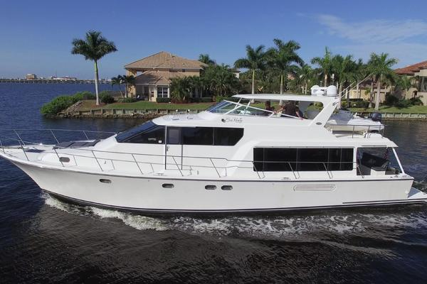 65-ft-Pacific Mariner-2003-65 Motoryacht-Manders Charleston South Carolina United States  yacht for sale