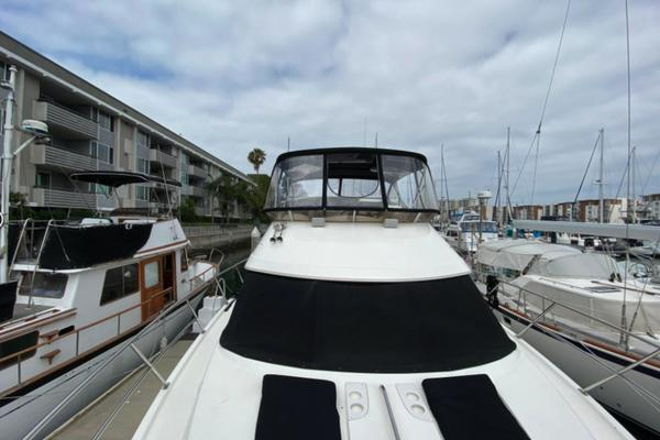 45-ft-Meridian-2005-459-It's Complicated Marina Del Rey California United States  yacht for sale