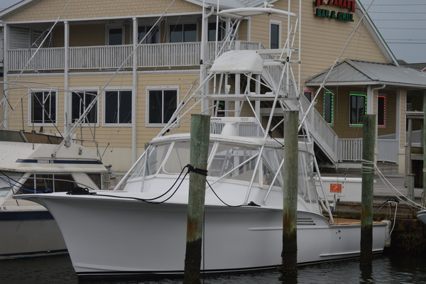 36-ft-Jersey Cape-1992-36 Express-Bare Bones Atlantic Beach North Carolina United States  yacht for sale