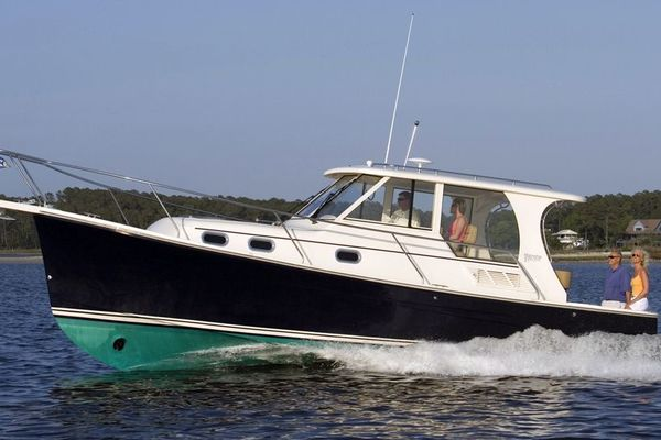 35-ft-Mainship-2008-Pilot-Dancin' Palm Coast Florida United States  yacht for sale