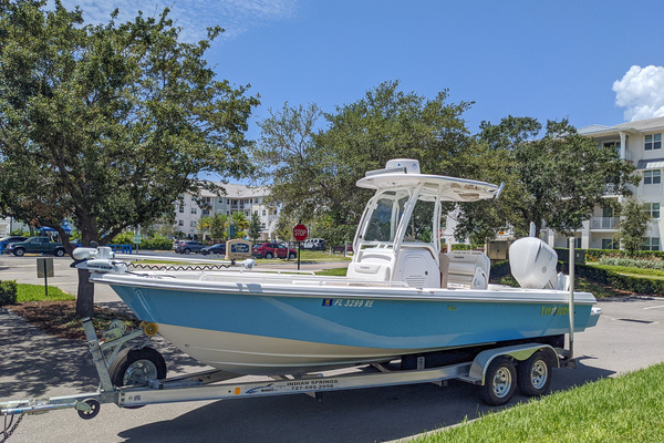 24-ft-Everglades-2017-243 cc- Tampa Florida United States  yacht for sale