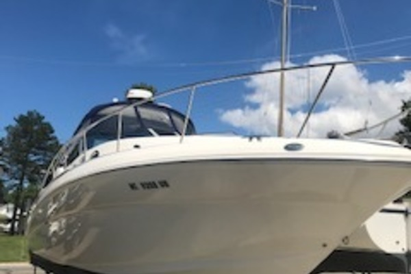 32-ft-Sea Ray-2002-Sundancer-Our Story Pentwater Michigan United States  yacht for sale