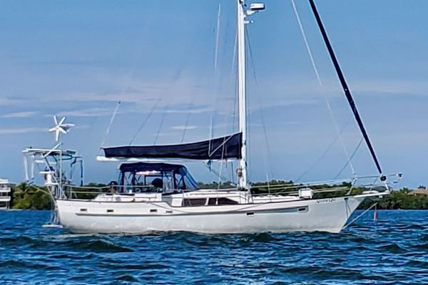 43-ft-Irwin-1990-43 MK II-Ancora Qui Pasadina Maryland United States  yacht for sale