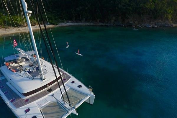 Picture Of: 62' Lagoon 620 2010 Yacht For Sale | 4 of 50