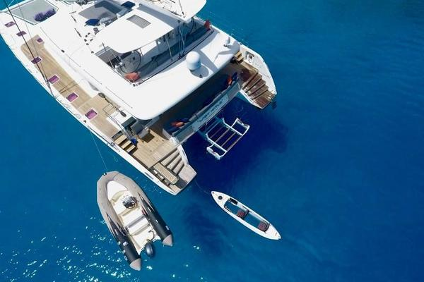 Picture Of: 62' Lagoon 620 2010 Yacht For Sale | 2 of 50