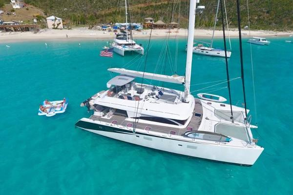 Picture Of: 62' Lagoon 620 2010 Yacht For Sale | 3 of 50
