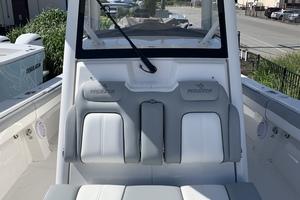 Forward Console Seat