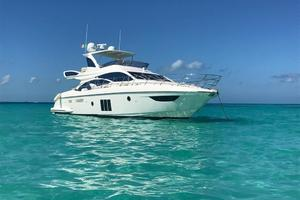 Freedom is a Azimut 60 Flybridge Yacht For Sale in Cancun--2