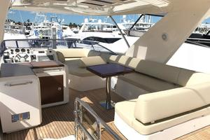 Freedom is a Azimut 60 Flybridge Yacht For Sale in Cancun--27