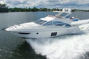 Freedom is a Azimut 60 Flybridge Yacht For Sale in Cancun--0