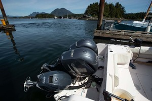 is a Grady-White 272 Sailfish WA Yacht For Sale in Vancouver, BC-Engines-12