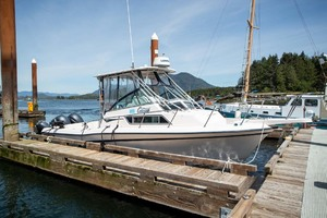 is a Grady-White 272 Sailfish WA Yacht For Sale in Vancouver, BC-Starboard View-1