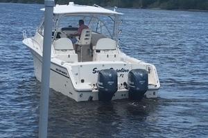 Sweet Caroline is a Grady-White 33 Express Yacht For Sale in Beaufort--63