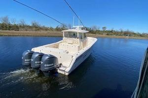 Sea'n Double is a Grady-White 376 Canyon Yacht For Sale in Surf City--2