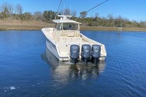 Sea'n Double is a Grady-White 376 Canyon Yacht For Sale in Surf City--3