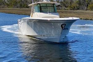 Sea'n Double is a Grady-White 376 Canyon Yacht For Sale in Surf City--5