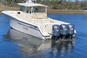Sea'n Double is a Grady-White 376 Canyon Yacht For Sale in Surf City--4