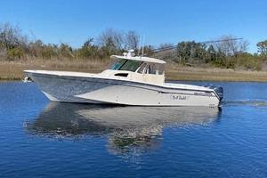 Sea'n Double is a Grady-White 376 Canyon Yacht For Sale in Surf City--0