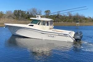 Sea'n Double is a Grady-White 376 Canyon Yacht For Sale in Surf City--1