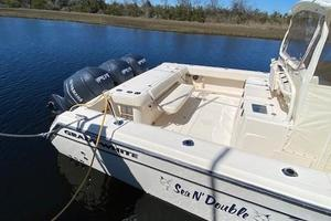 Sea'n Double is a Grady-White 376 Canyon Yacht For Sale in Surf City--33