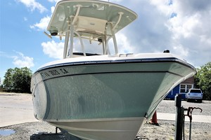 is a Grady-White 209 Sportfisherman Center Console Yacht For Sale in Urbanna--1